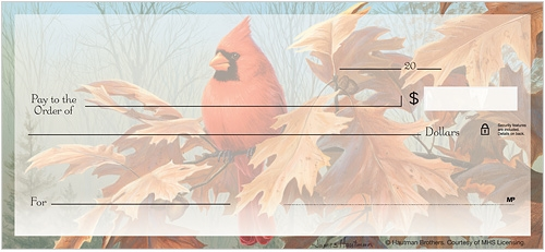 Songbirds Seasons Checks