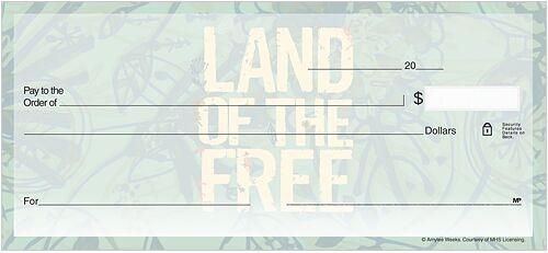 Let Freedom Ring Personal Checks | Costco Checks