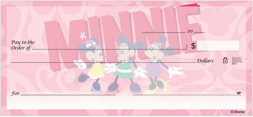 Minnie Mouse: Miss Mod Checks