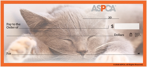 ASPCA® Kittens Checks