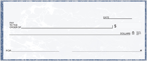 Nice business check template images gallery business check template jpg payroll business check salaried employees b 14 harland clarke cheaphphosting Images