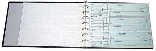 7 Ring Binder Manual Business Check Binder Costco Checks