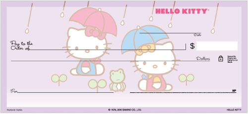 Hello Kitty® Checks