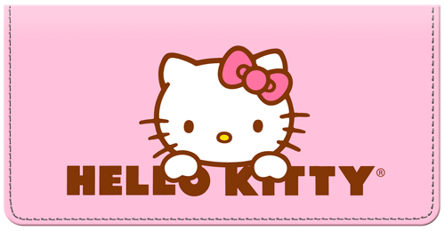 Hello Kitty® Leather Cover