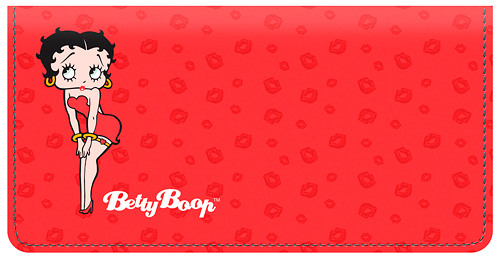 Betty boop leather cover lwbbc harland clarke check printing betty boop leather cover colourmoves