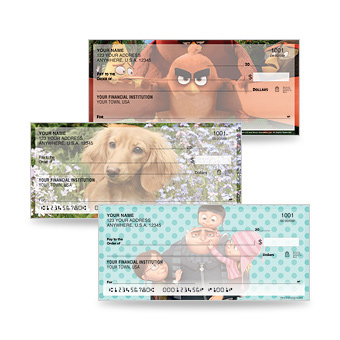 Browse our latest new Personal Check designs