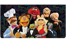 The Muppets Leather Cover