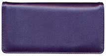 Purple Passion Leather Cover
