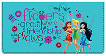 Disney Fairies Best Friends Leather Cover
