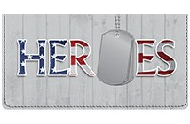 Heroes Leather Cover