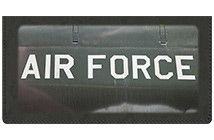 Air Force Leather Cover