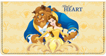 Beauty and the Beast Leather Cover