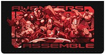 Avengers Assemble Leather Cover