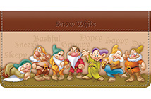 Snow White & The Seven Dwarfs Leather Cover