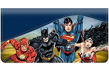 JUSTICE LEAGUE™ Leather Cover