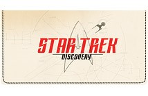 STAR TREK™ Discovery Leather Cover