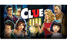 Hasbro™ Clue Leather Cover