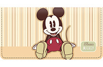 Classic Mickey Leather Cover