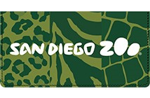 San Diego Zoo Leather Cover
