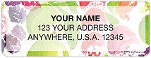 Pink Cottage Address Labels Thumbnail