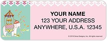 HAUTE GIRLS™ Moroccan Address Labels