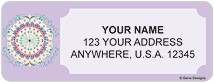 happi by Dena™ Positively Purple Address Labels