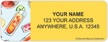 Happy Hour Address Labels