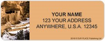 Ancient Civilizations Address Labels