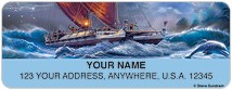 Steve Sundram High Seas Address Labels