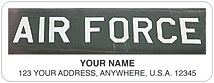 Air Force Address Labels