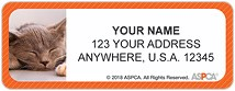 ASPCA® Kittens Address Labels