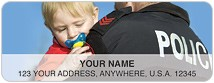 Law Enforcement Address Labels