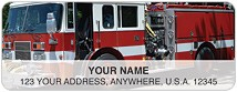 Firefighters Address Labels