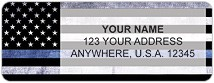 Support Our Police Address Labels