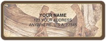 Lucky Horseshoes Address Labels Thumbnail