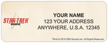STAR TREK™ Discovery Address Labels