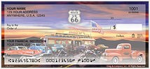 Route 66 Checks Thumbnail