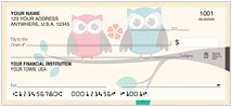Whimsical Owls Checks